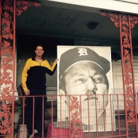 Al Kaline Delivered and Day With Family