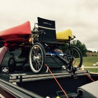 Hauling Our New Trikes