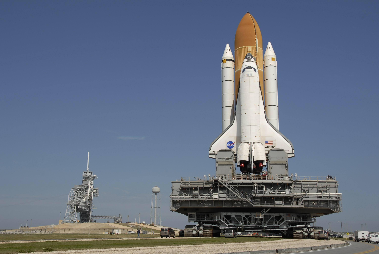 Space Shuttle Atlantis | exploRVistas