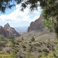 Big Bend N.P. - The Mountains