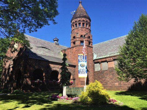 Museum and planetarium in St Johnsbury, VT