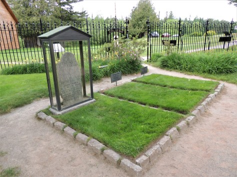 John Brown's grave