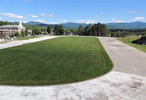 Lake Placid Olympic Speed Skating Oval